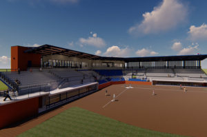 University of Arizona Hillenbrand Stadium
