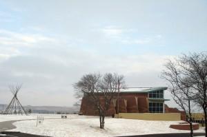 Washita Visitors Center