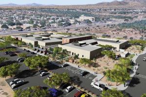 Pascua Yaqui Health Services Center II