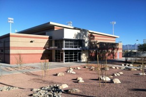 Sahuarita Middle School Gym