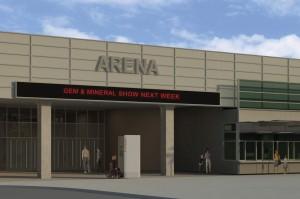 Tucson Convention Center Arena Renovation
