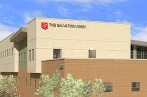 Salvation Army Hospitality House