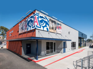 University of Arizona Hillenbrand Softball Stadium
