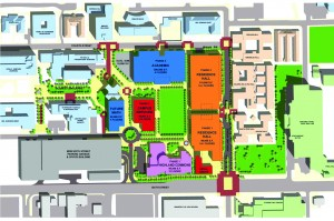 U of A Highland District Master Plan